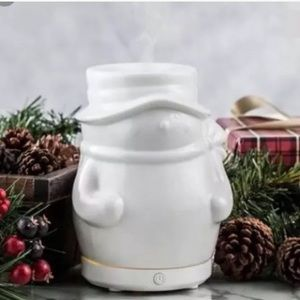 NEW Sparoom snowman essential oil diffuser USB